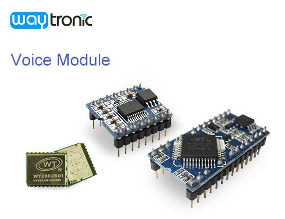 WT588D series - Voice IC - Waytronic Electronics Co , Ltd